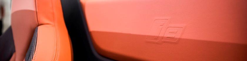2019 BMW i8 Roadster Interior Badge