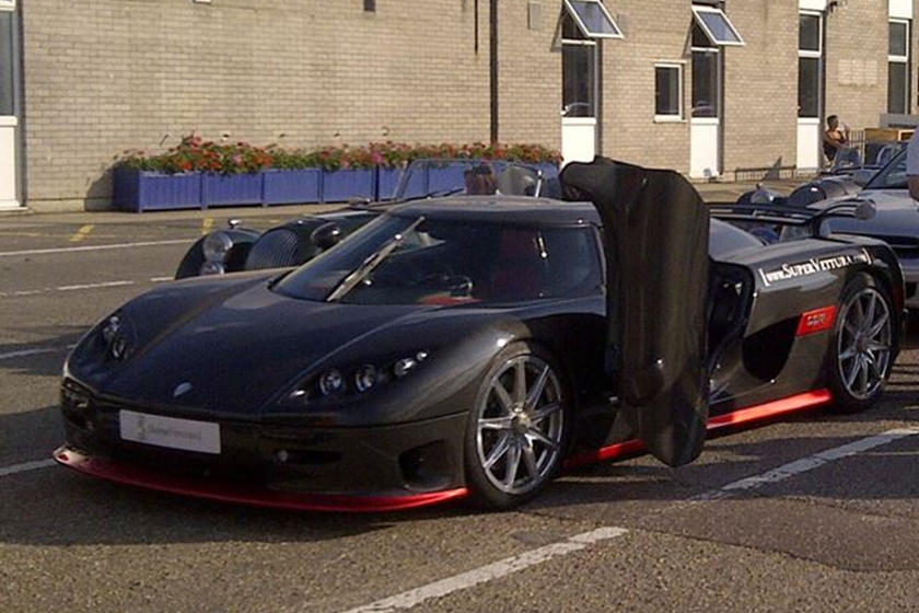 Koenigsegg Ccr Revo Makes A Pilgrimage Back To The Factory Carbuzz