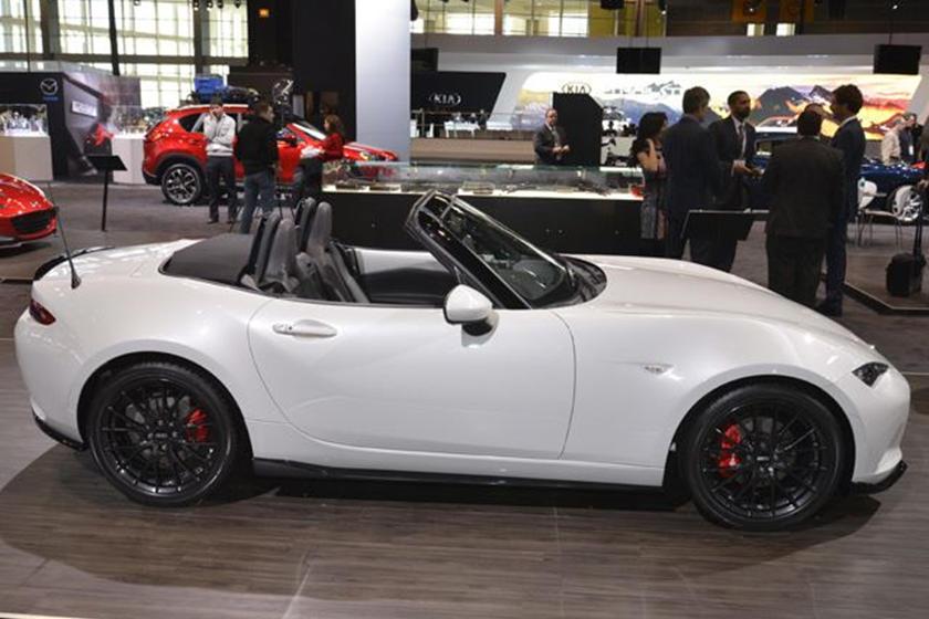 Mazda Unveils MX-5 Miata Accessories Concept To Show Off Options ...
