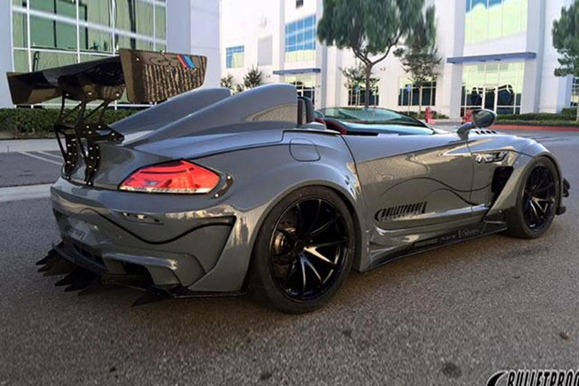 Is This The Craziest BMW In The World?