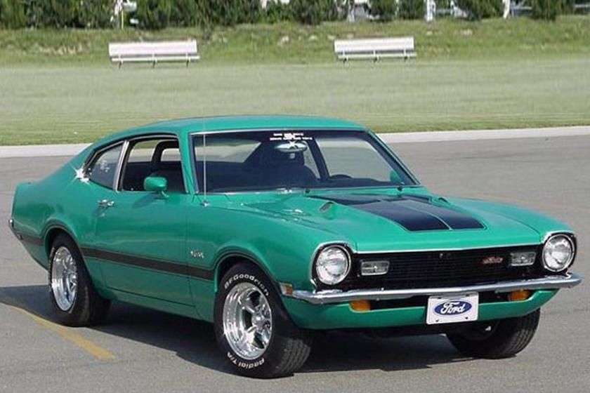 Forgotten American Muscle: Ford Maverick - CarBuzz