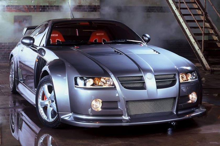 Great British Cars That America Missed Out On: MG XPower SV - CarBuzz