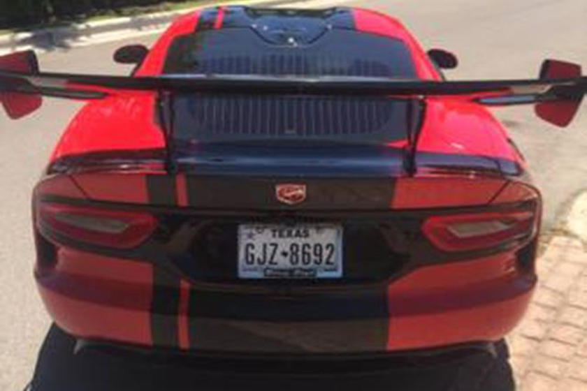 meet your new hero a gearhead selling a 2016 viper acr on