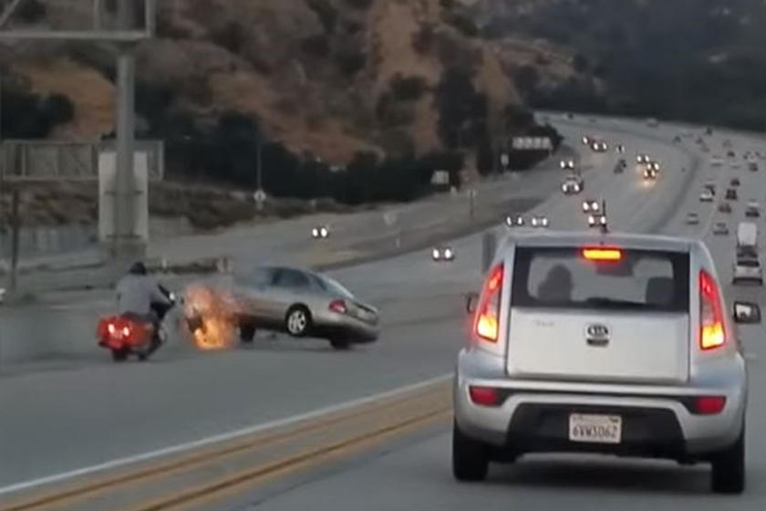 Car Accident Reports In Santa Clarita