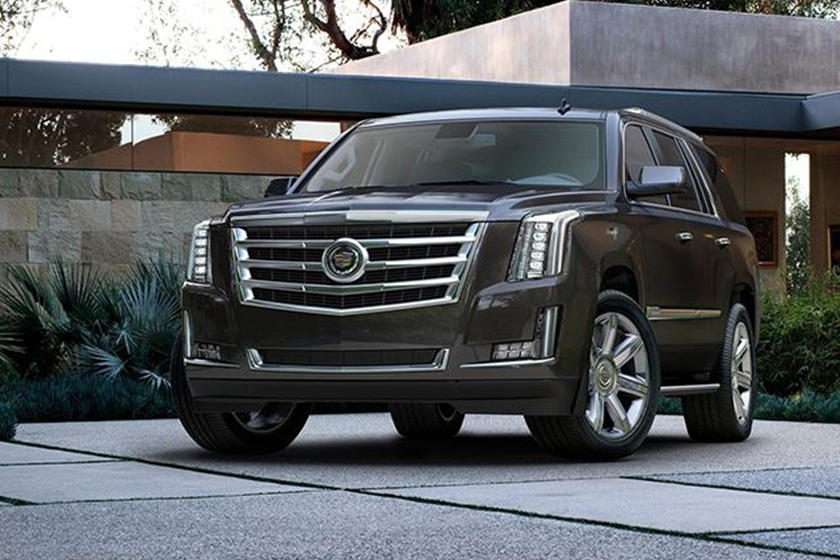 Cadillac Ditching Solid Rear Axles For The 2020 Escalade