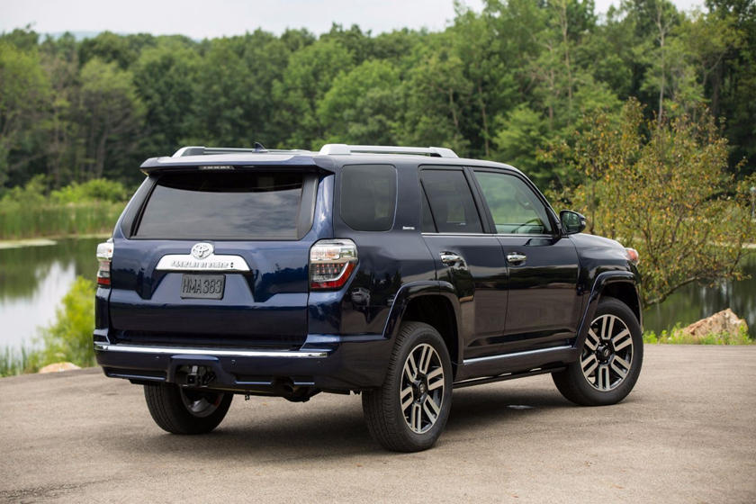 Unlike Almost Every Other Chief Competitor It Has, The 4Runner Is Built  Upon Tried And Tested Off Roader Architecture. Surprisingly, Though, That  Hasnu0027t Had ...