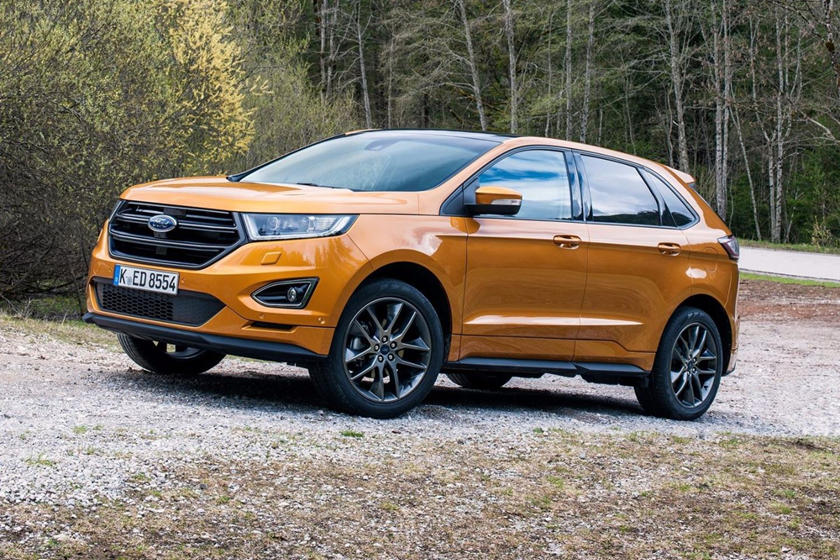Whilst We Certainly Reckon The Ford Edge Is A Very Good All Rounder It Would Be Rather Dishonest Of Us To Claim It To Be Head And Shoulders Over Other