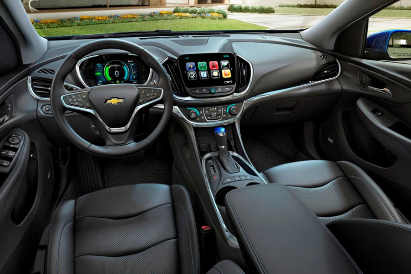 Fresh 2017 Chevrolet Volt Interior
