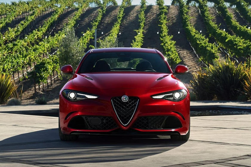 Some Buyers May Be Put Off By The Slight Practicality Limitations And The Iffy In A Handful Of Places Material Quality But Overall The Alfa Romeo Giulia Qv