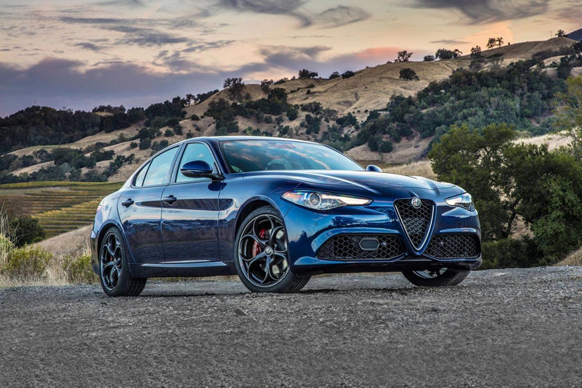 used 2017 alfa romeo giulia review, trims, specs and price - carbuzz
