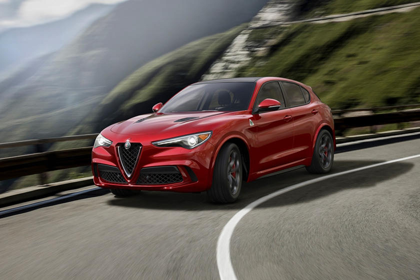 2018 alfa romeo stelvio quadrifoglio review, trims, specs and price