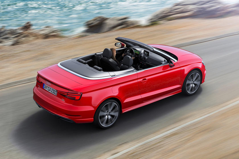 Audi A Convertible Review Trims Specs And Price CarBuzz - 2018 audi a3 msrp