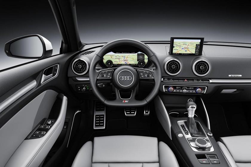 2017 Audi A3 Sportback e-tron 1.4 TFSI PHEV Prestige 4dr Hatchback Dashboard