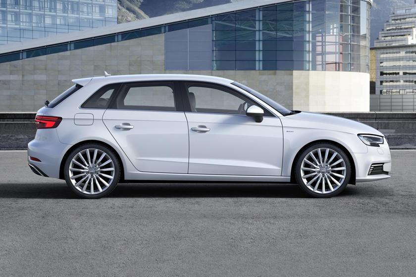 Audi A Sportback Etron Review Trims Specs And Price CarBuzz - Audi a3 hybrid
