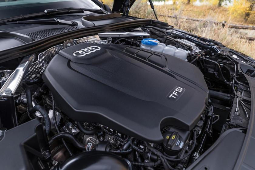 2018 Audi A4 allroad 2.0 TFSI Prestige quattro Wagon 2.0L I4 Turbo Engine
