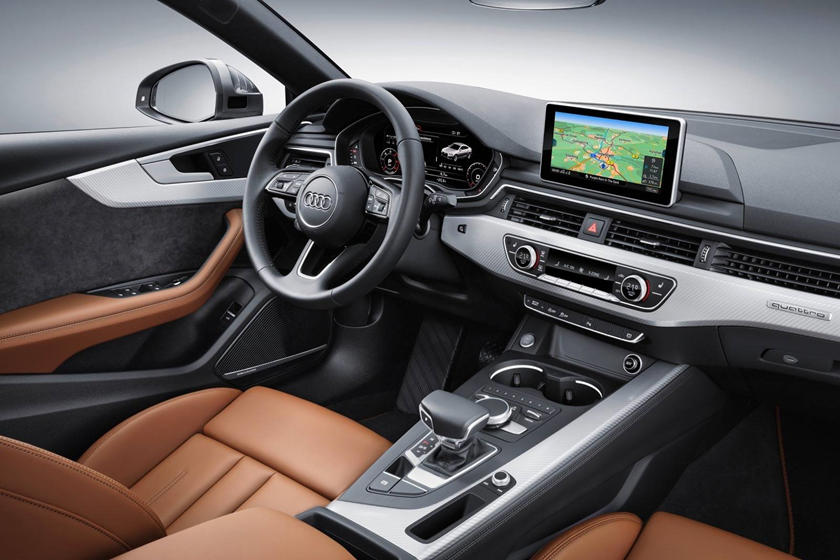 2018 Audi A5 Prestige quattro 4dr Hatchback Interior Shown