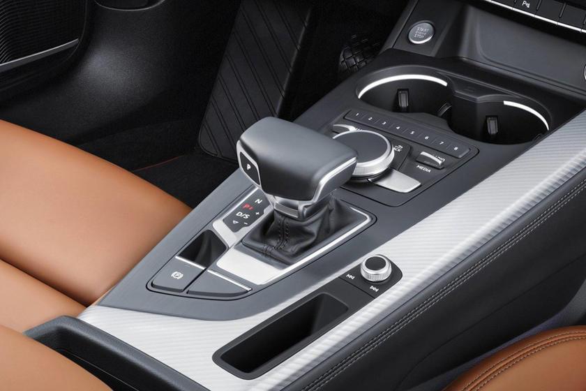 2018 Audi A5 Prestige quattro 4dr Hatchback Shifter