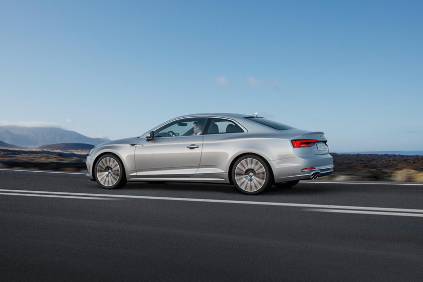 2018 Audi  A5 Coupe In Motion