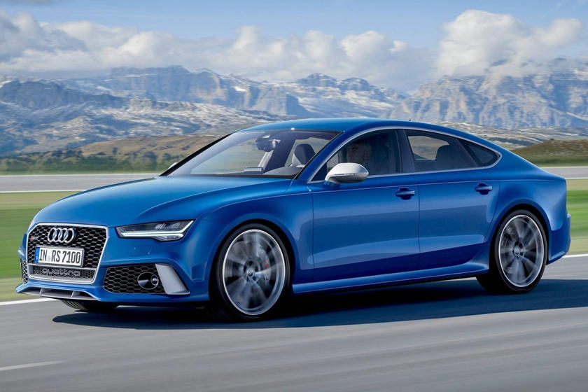 2018 Audi Rs7 Review Trims Specs And Price Carbuzz