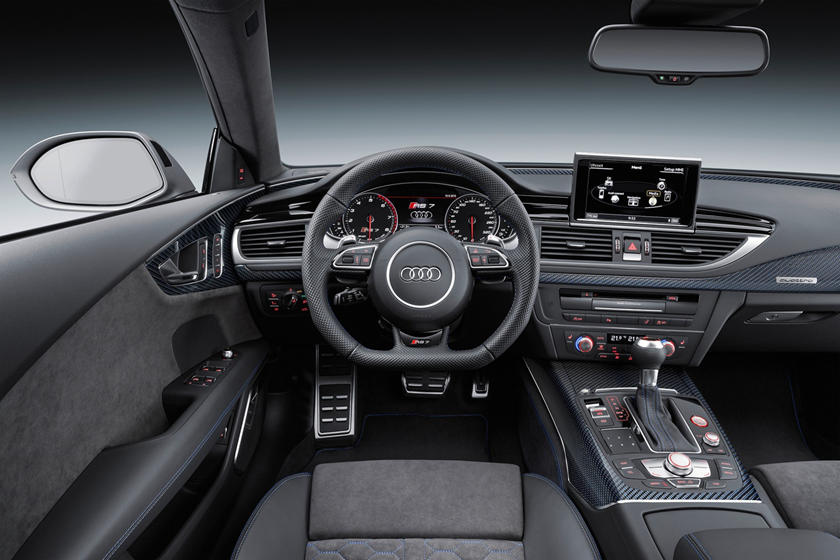 2017 Audi RS 7 performance Prestige quattro Sedan Interior