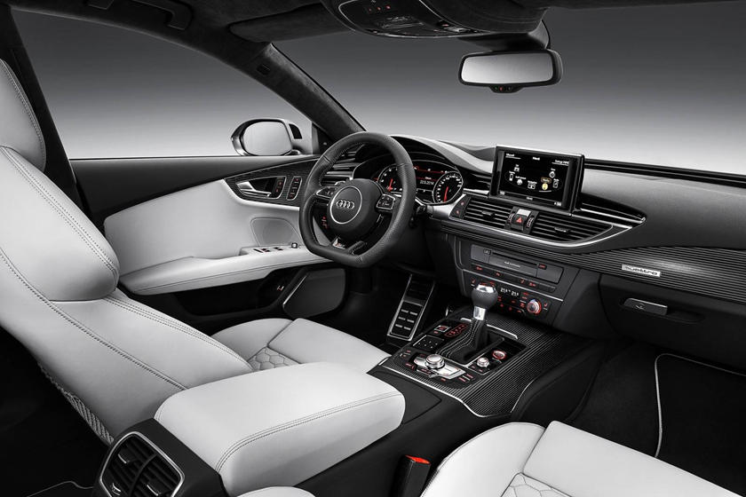 2017 Audi RS 7 Prestige quattro Sedan Interior