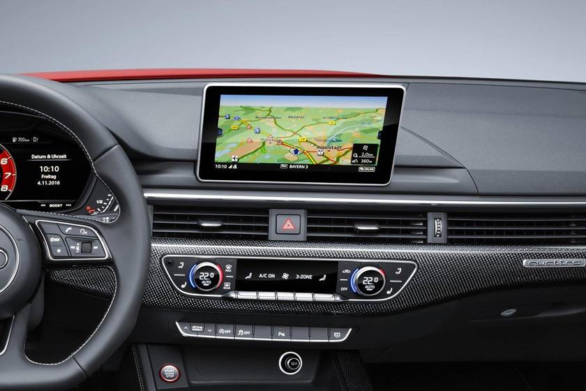 2018 Audi S5 Prestige quattro Convertible Center Console