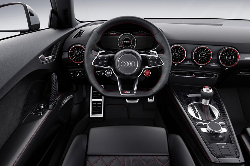 2018 Audi  TT RS Coupe Dashboard