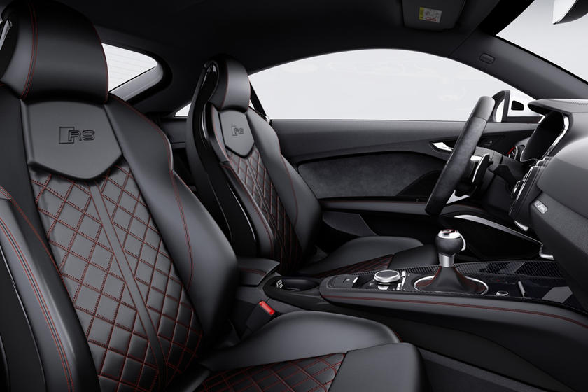 2018 Audi  TT RS Coupe Front Seating