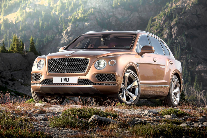 2018 Bentley Bentayga Review Trims Specs And Price Carbuzz