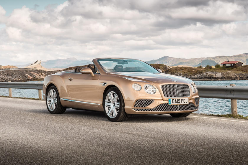 2018 Bentley Continental Gt Convertible Review Trims Specs And