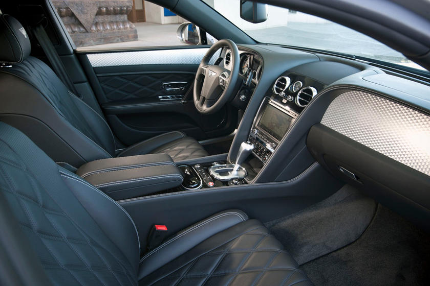 2017 Bentley Flying Spur W12 Sedan Interior