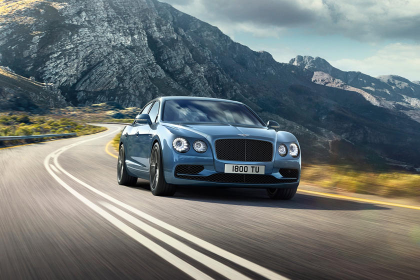 2017 Bentley Flying Spur W12 S Sedan Exterior