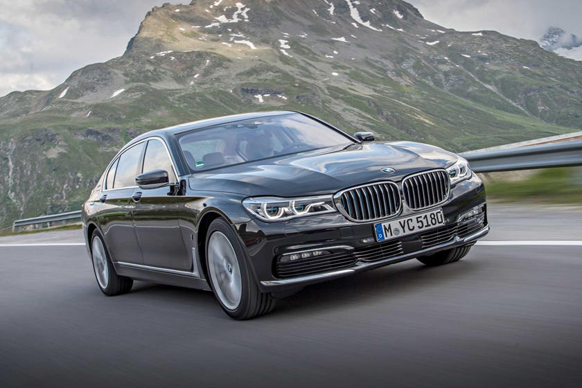 2017 BMW 7 Series 740e xDrive iPerformance Sedan Exterior