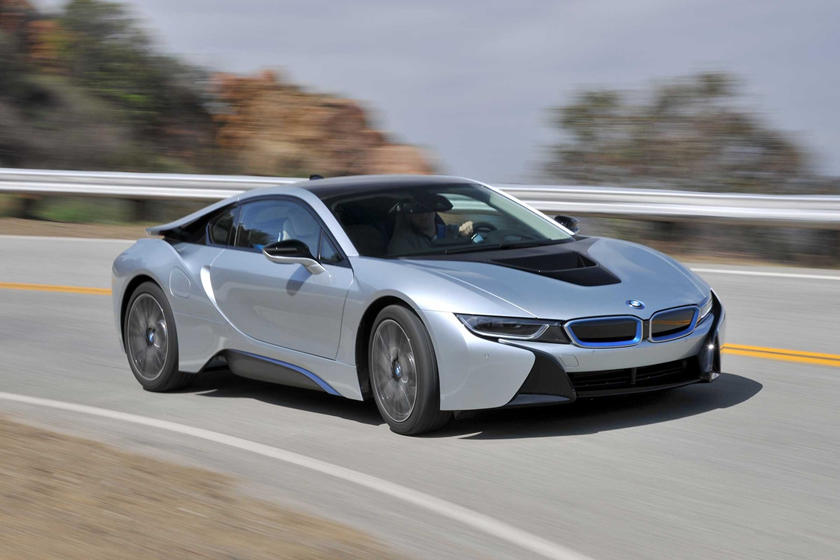 Used 2017 Bmw I8 Coupe Review Trims Specs And Price Carbuzz