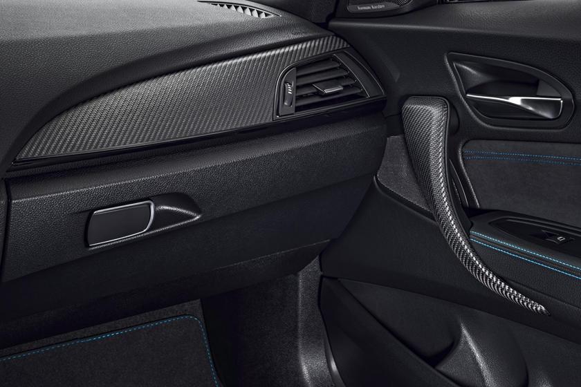 2017 BMW M2 CoupeInterior Detail