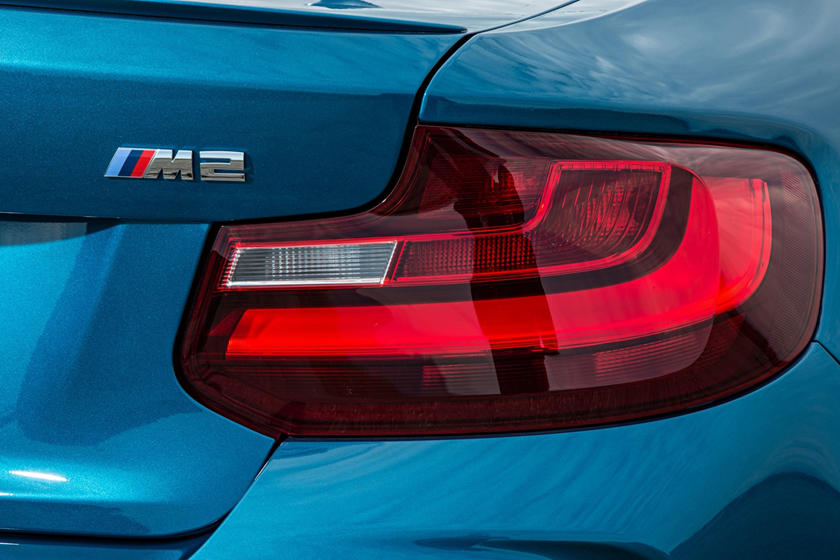 2017 BMW M2 CoupeRear Badge