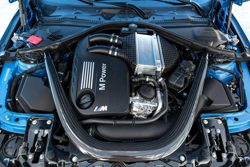 2017 BMW M3 Sedan3.0L V6 Turbo Engine