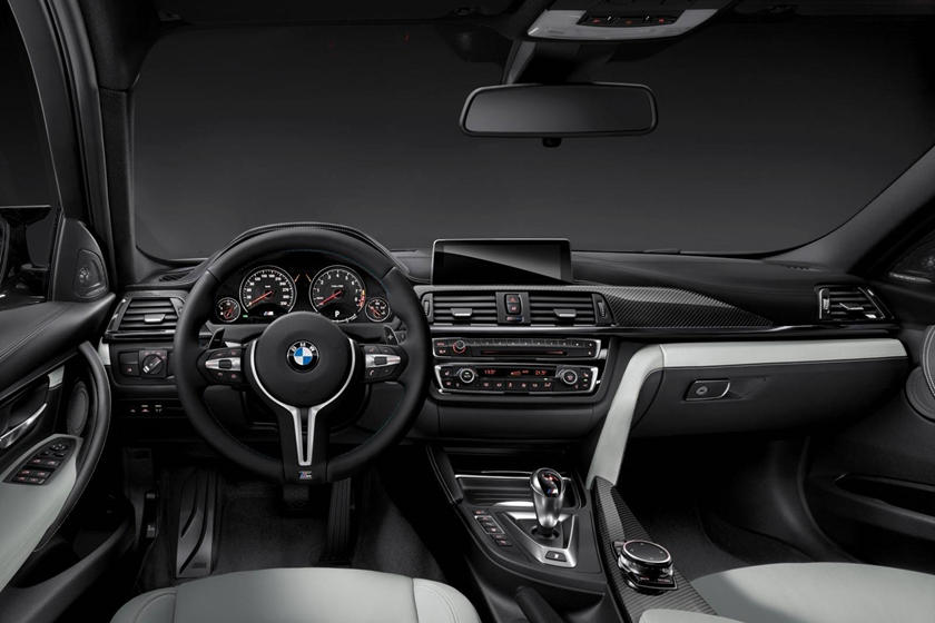 2015-2017 BMW  M3 Sedan Driver and Passenger Front View