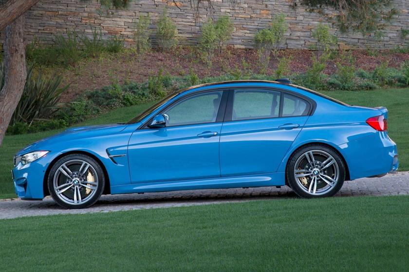 2017 BMW M3 SedanExterior