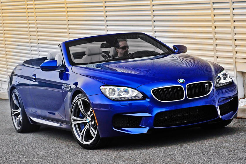 2018 Bmw M6 Convertible Review Trims Specs And Price Carbuzz