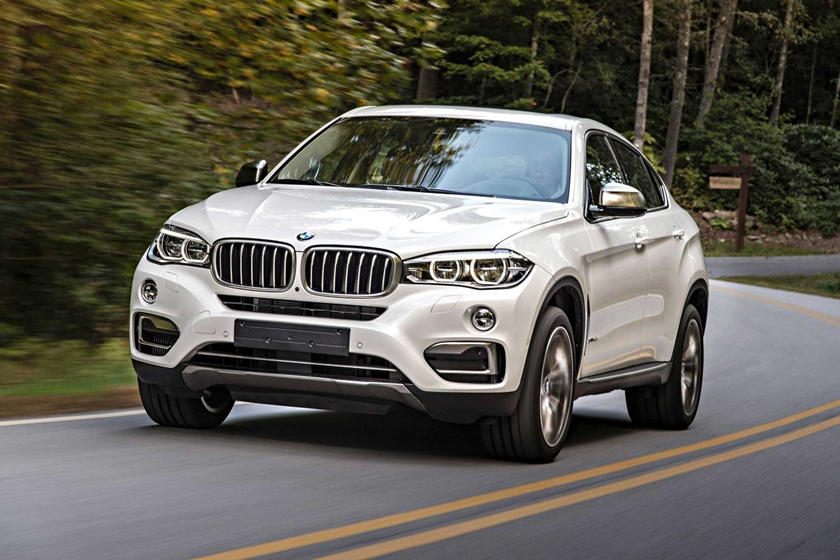 2017 BMW X6 xDrive50i 4dr SUV Exterior Shown