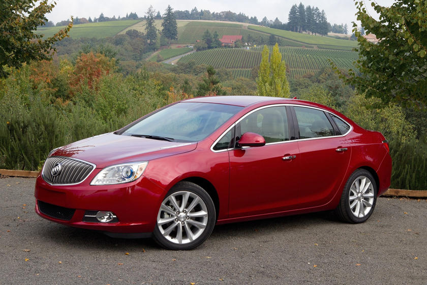Used2017 Buick Verano Review Review Trims Specs And Price Carbuzz