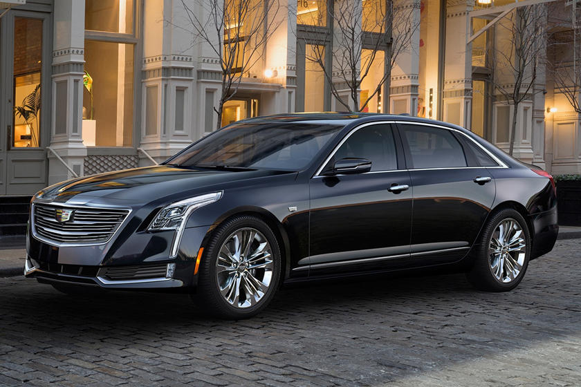 2018 Cadillac Ct6 Sedan Review Review Trims Specs And Price Carbuzz