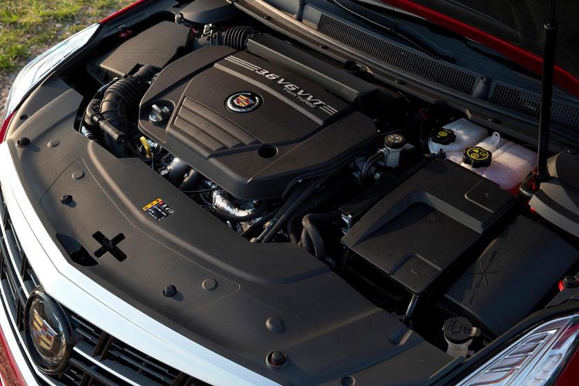 2017 Cadillac XTS Premium Luxury V-Sport Sedan 3.6L V6 Turbo Engine