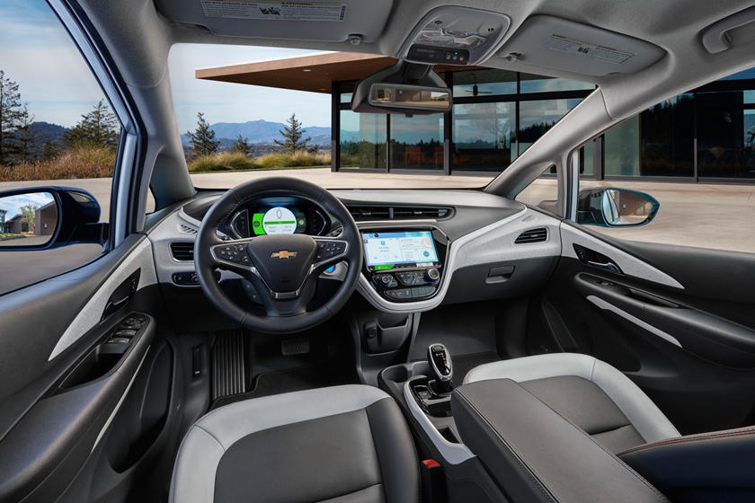 2017 Chevrolet Bolt EV Premier 4dr Hatchback Interior