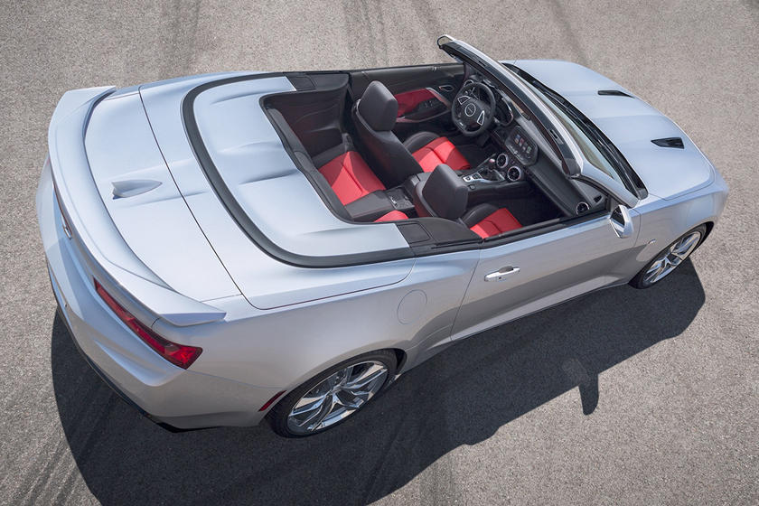 2017 Chevrolet Camaro SS w/2SS Convertible Exterior Shown