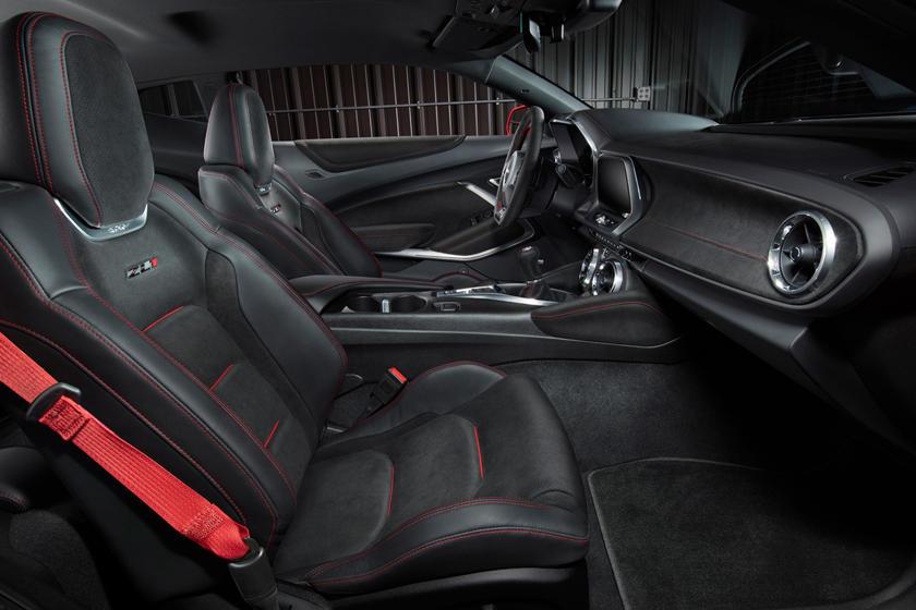 2017 Chevrolet Camaro ZL1 Coupe Interior