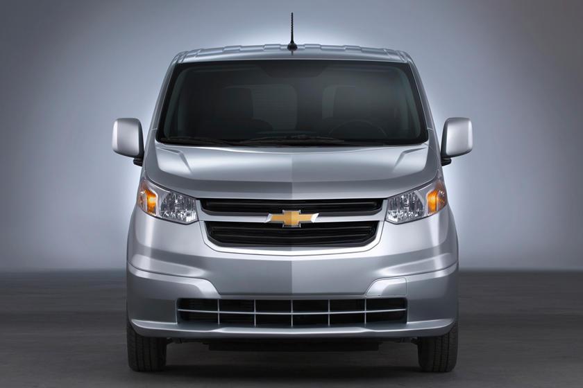 2017 Chevrolet City Express LT Cargo Minivan Exterior
