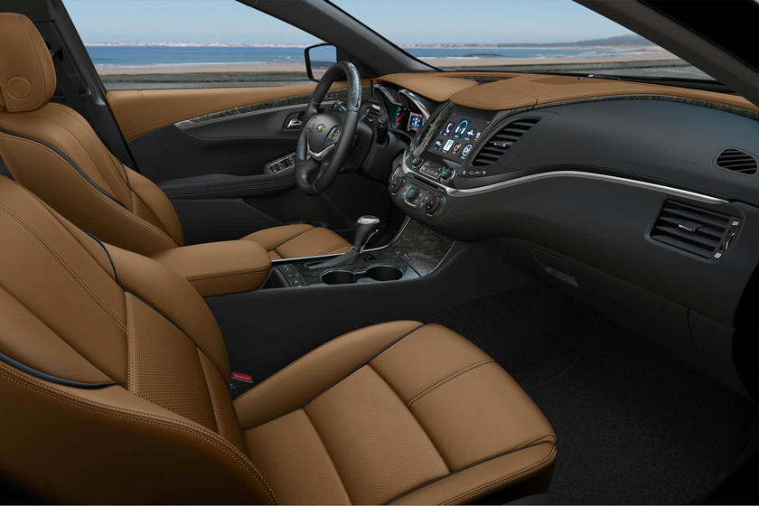 2017 Chevrolet Impala Premier Sedan Interior