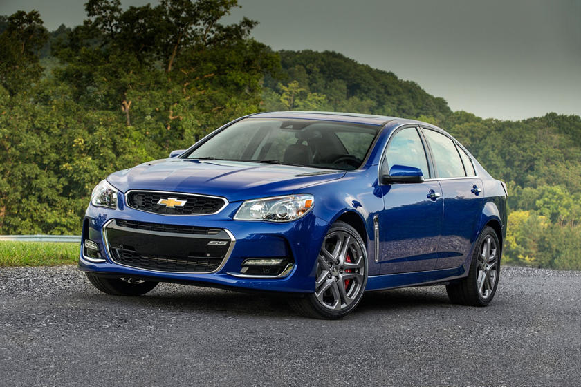 Used 2017 Chevrolet Ss Sedan Review Trims Specs And Price Carbuzz